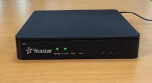 Centralino VOIP Yeastar S20