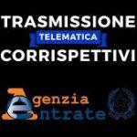 registraori di cassa: trasmissione telematica