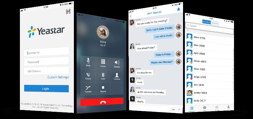 client voip per smartphone