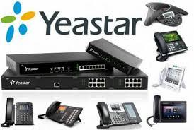 gamma centralini telefonici Yeastar