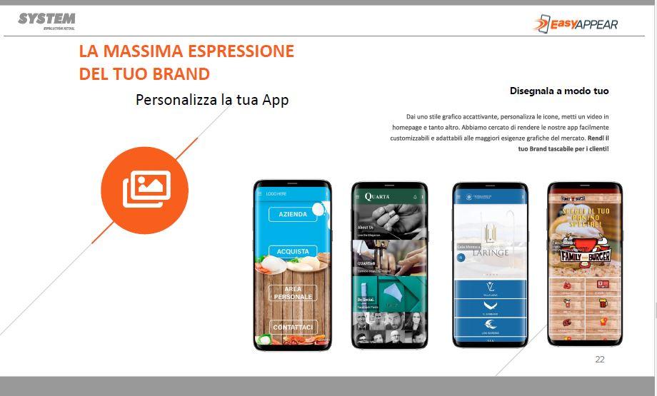 App personalizzata per gestire il tuo business marketing